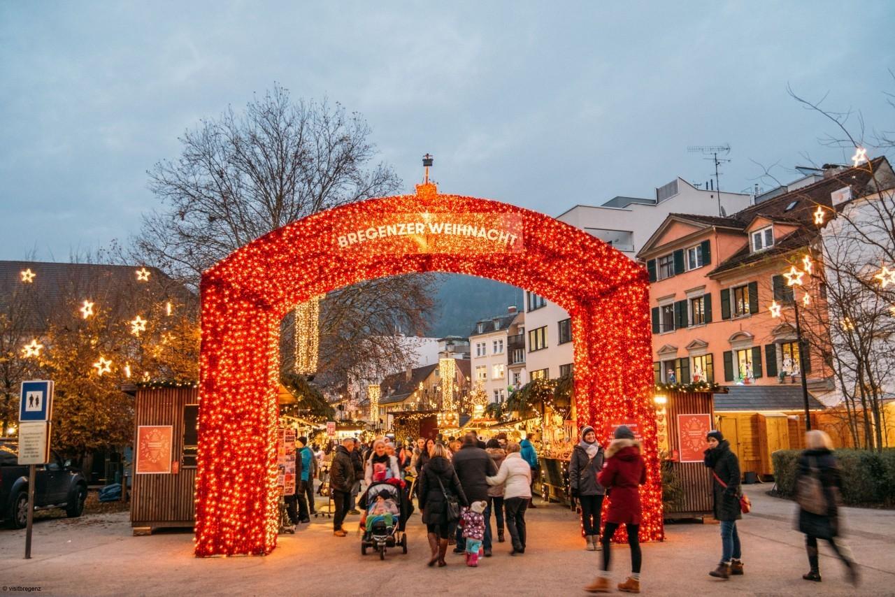 Lindau Weihnachtsmarkt.Lindauer Hafenweihnacht Und Weihnachtsmarkt Bregenz Suche